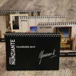 L'arte accompagnerà il Calendario Porrini per il 2019