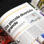 Articolo Modena Industria su Incaricotech