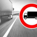 Divieti di circolazione per mezzi pesanti 2019