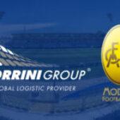 Porrini Group sponsor del Modena Calcio